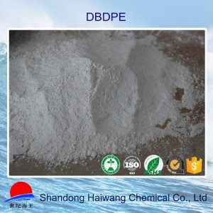 Haiwang environmental ul94 v0 grade brominated flame retardant cas 84852-53-9