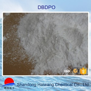 Haiwang high efficent flame retardent bis pentabromophenyl ether used in plastic industries